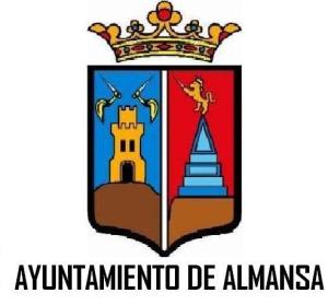 Resultado de imagen de logo ayuntamiento de almansa